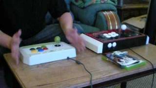 Street fighter 4 W/ Hori EX2 arcade stick