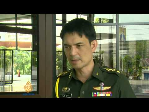 Thailand's protest leader to meet military