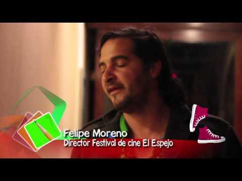 Felipe Moreno opina sobre la violencia en el cine colombiano