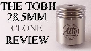 TOBH RDA 26650 Clone By Amod (Wotofo) Review