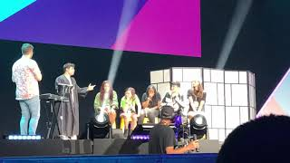 Vidcon 2019 Day 3 (Smosh's TNTL Live 😂 with fans part 2) Feat. Damien Haas