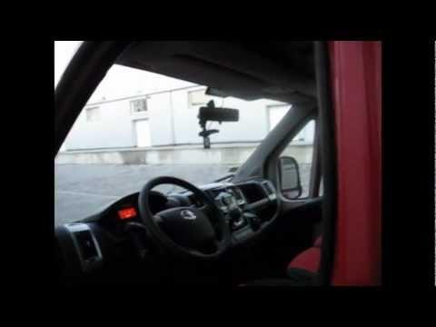Fiat Ducato 3.0 JTD Multijet Redline - 10 palet międzynarodówka - Prezentacja pojazdu