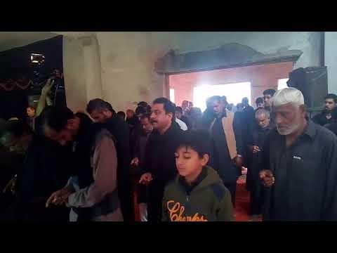 20 safar mumdot ziarat e Arbaeen Bani Syed Tasawer Shah