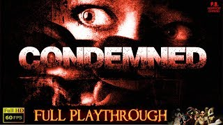 Condemned Criminal Origins |PC►Visually Enhanced|Full Longplay Walkthrough No Commentary 1080P/60FPS
