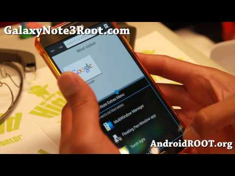 X-Note ROM for Galaxy Note 3!