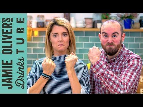 UK vs USA Beer Challenge with Grace Helbig: Round 3