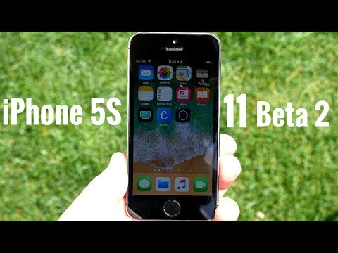 iPhone 5S iOS 11 Beta 2 Review!