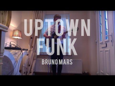 uptown Funk By Bruno Mars - Jordan O'keefe video