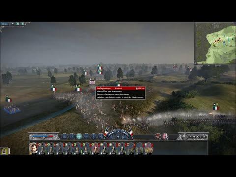 Napoléon Total War : La bataille de Waterloo (France)