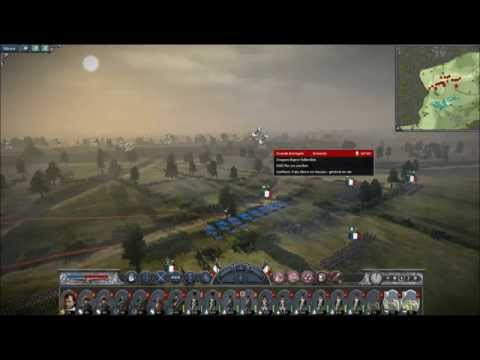 Napoléon Total War : La bataille de Waterloo (France)