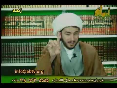 علامه اللهیاری نام یکی از شهود خود در قضیه لواط دادن خامنه ای را بیان کردند