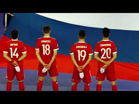 ЕВРО-18. Группа B. Польша - Россия. 1-1