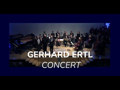 UniCat - Gerhard Ertl Concert Documentation wih English subtitles (2014)