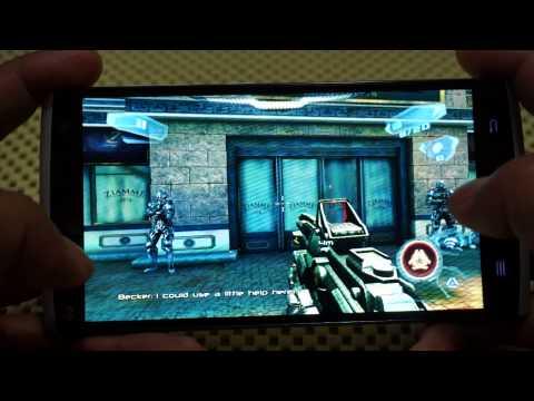 ทดสอบเล่นเกมบน True SMART 4G 5 5 Enterprise
