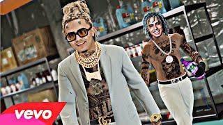 "Download Lagu Lil Pump - ""Drug Addicts"" (Official Music Video) (GTA) Gratis STAFABAND"