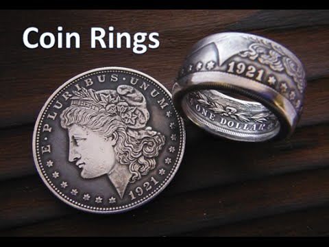 Pro Tip! #8 Make coin rings at craft fairs and farmers markets!