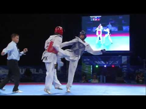 2013 WTF World Taekwondo Championships Final | Male -80kg Image 1