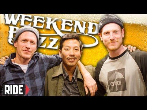 Wieger Van Wageningen, Daniel Shimizu & Justin Strubing: Wet Dreams & Kid Rock! Weekend Buzz ep. 42