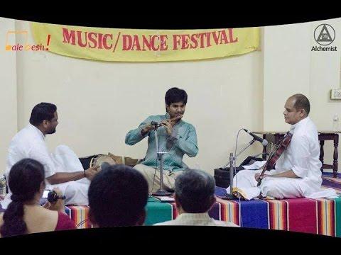 Marubalka - Sri Ranjani - Flute J.A.Jayanth