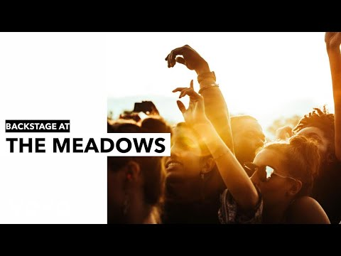 Vevo - Backstage at The Meadows 2017