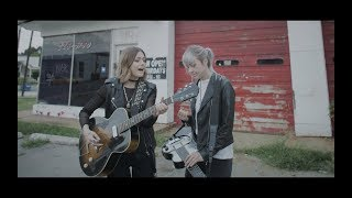 Larkin Poe Bleach Blonde Bottle Blues