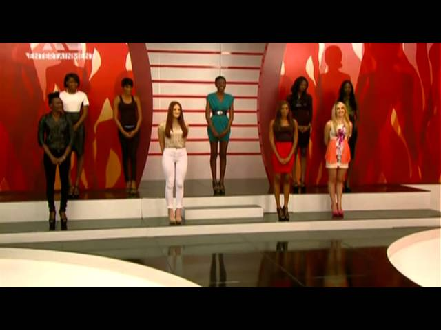 Africa's Next Top Model Cycle 1 Episode 4