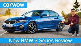 New BMW 3 Series 2019 ultimate REVIEW - 320d, 330i & M340i tested on road, track and for 'bugs'!