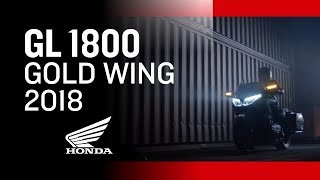 Honda GL 1800 Gold Wing
