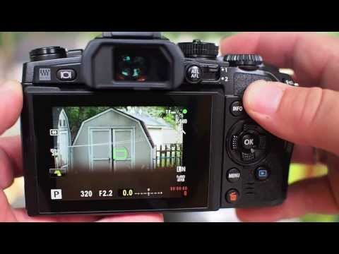 First Olympus OM-D E-M1 Unboxing!