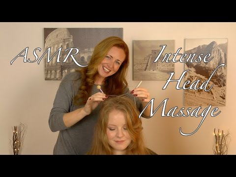 The ASMR Spa Menu #2 - Intense Head Massage ((Tingly Massagers, Binaural Hair Sounds))