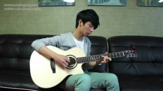 (Se7en) I'm Going Crazy - Sungha Jung