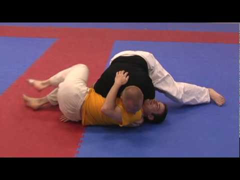 Mune Gatame and Shrimp Escape Image 1