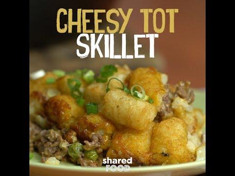 Cheesy Tot Skillet thumbnail