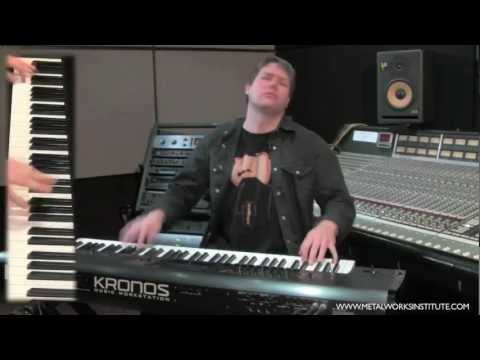 How To Play A Blues Solo On Piano (Part 2) - Keyboard Tutorial