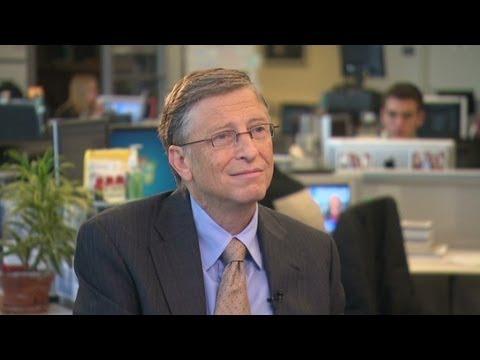 Bill Gates: U.S. is throwing talent away