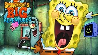 Spongebob Squarepants - Cartoon Movie Games - New Episodes for Children