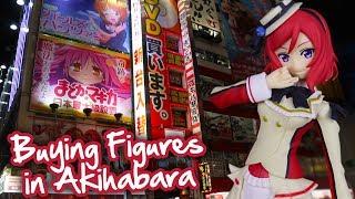 Tips for Buying Figures in Akihabara