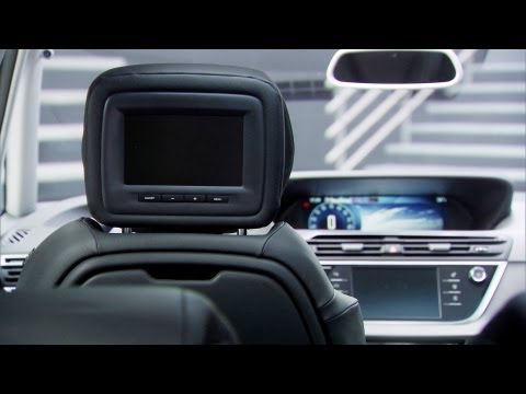 ► Citroën C4 Grand Picasso 2014 - INTERIOR
