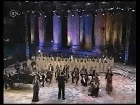 Vicky Leandros-George Voukanos, Asking For Love- Athens Die Gala 2004 ARD German Television