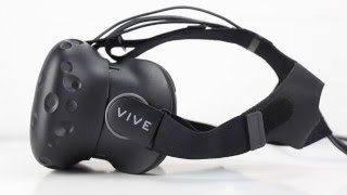 HTC Vive Setup Guide