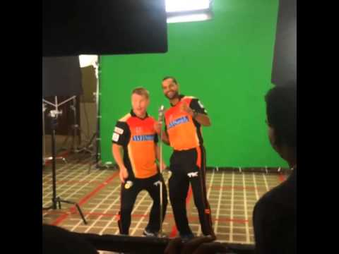 David Warner & Shikar Dhawan