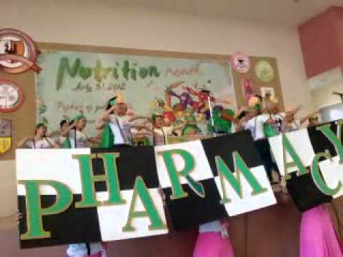 Nutrition Month 2012 Jingle (bsph-3b Uic) Champion video