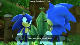 Sonic Generations - Green Hill Zone as Mirror Scene