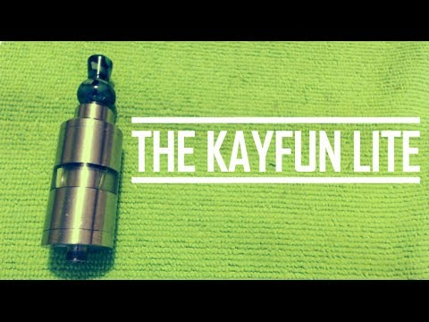 The Kayfun Lite IS truly fun!