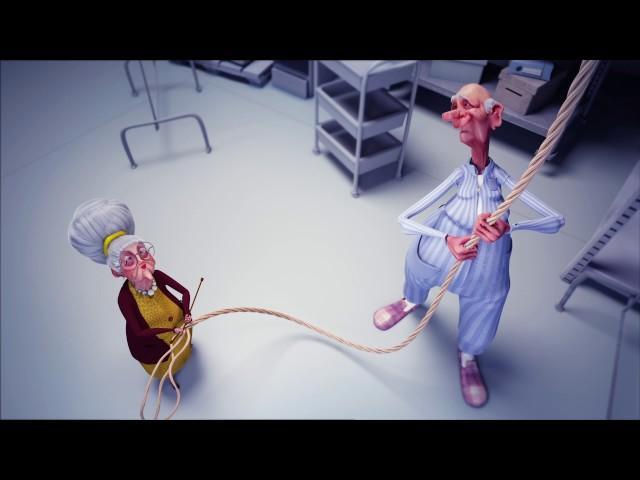 Jamais Sans Mon Dentier (Court Métrage Animation 3D - Bellecour Ecole) thumbnail
