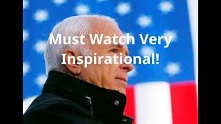 Inspirational Video for John McCain