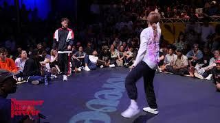 Waydi vs Nastya 2ND CHALLENGER ROUND Hiphop Forever Warrior Edition - Summer Dance Forever 2018
