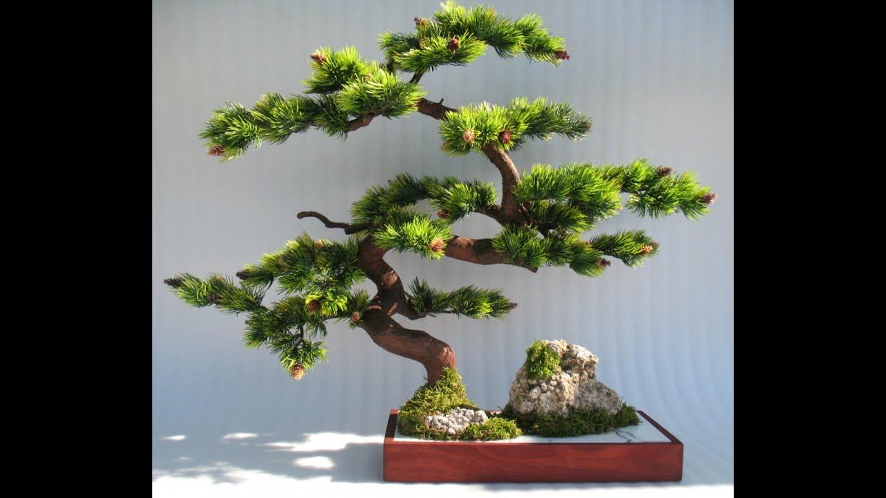 Искусственные деревья своими руками 28