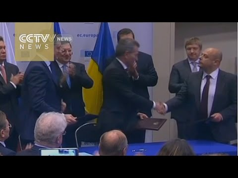 Ukraine-Russia gas deal finally reached