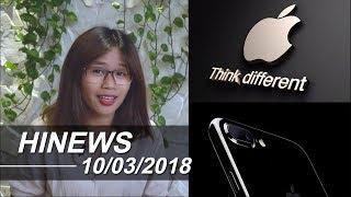 Lazada bị tố và kết quả thanh tra, Apple ra nhiều sản phẩm giá rẻ trong 2018 | Hi-News